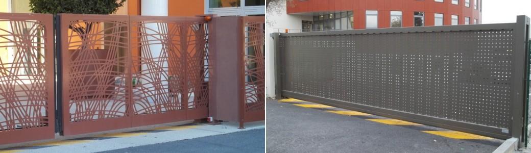 chronotec fabricant de portes et portails automatiques. Black Bedroom Furniture Sets. Home Design Ideas